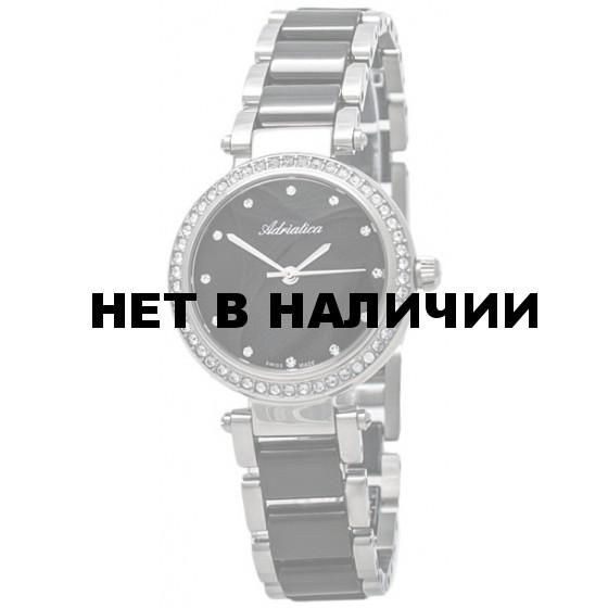 Женские наручные часы Adriatica A3576.E144QZ