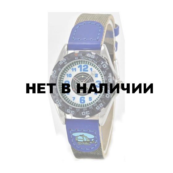 Детские наручные часы Тик-Так Н210-4 синие