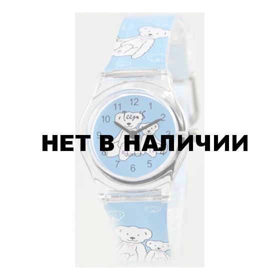 Детские наручные часы Тик-Так Н116-1 мишки