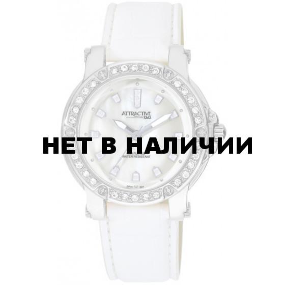 Женские наручные часы Q&Q DF11-301