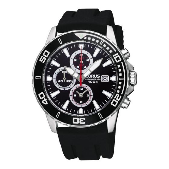 Мужские наручные часы Lorus RF805CX8