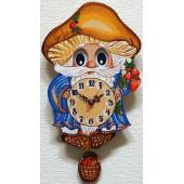 Настенные часы Бризоль 09-00 Лесовичок