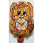 Настенные часы Бризоль 05-00 Собачка