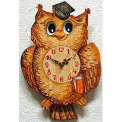 Настенные часы Бризоль 17-00 Сова