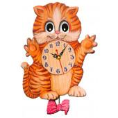 Часы Бризоль 18-00 Котенок