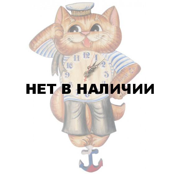 Часы Бризоль 35-00 Кот-моряк