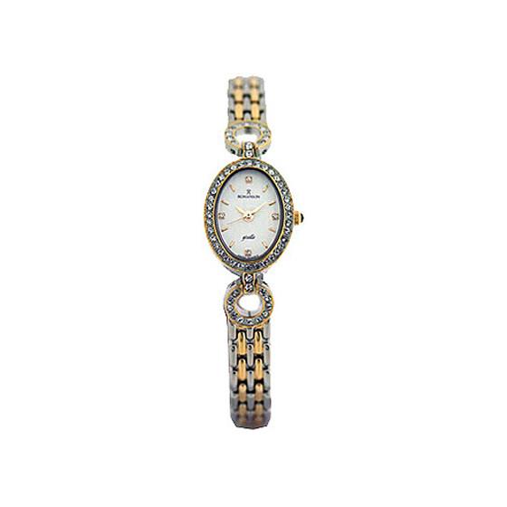 Женские наручные часы Romanson RM 9790Q LC(WH)