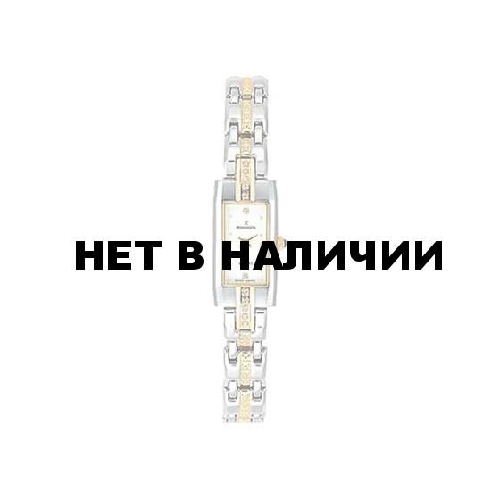 Женские наручные часы Romanson RM 9237Q LC(WH)