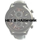 Мужские наручные часы Romanson TL 1245B MB(BK)