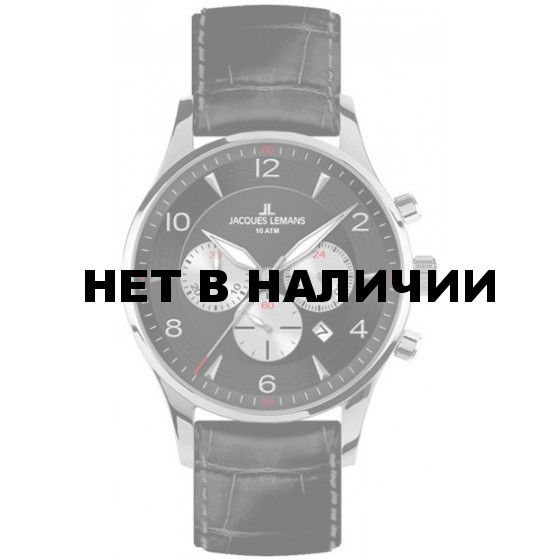 Наручные часы мужские Jacques Lemans 1-1654A