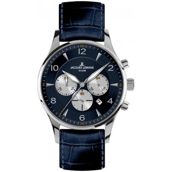 Наручные часы мужские Jacques Lemans 1-1654C