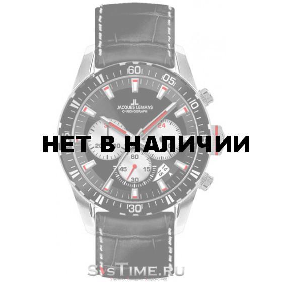 Наручные часы мужские Jacques Lemans 1-1801C