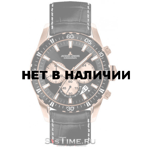 Наручные часы мужские Jacques Lemans 1-1801E