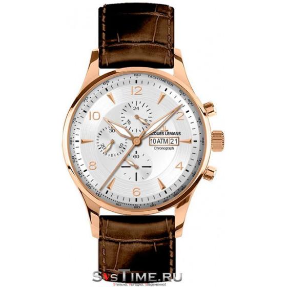 Наручные часы мужские Jacques Lemans 1-1844F