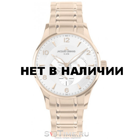 Наручные часы мужские Jacques Lemans 1-1827M