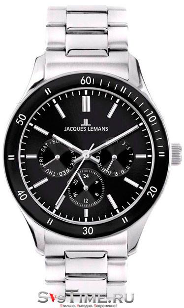 Механические часы Jacques Lemans