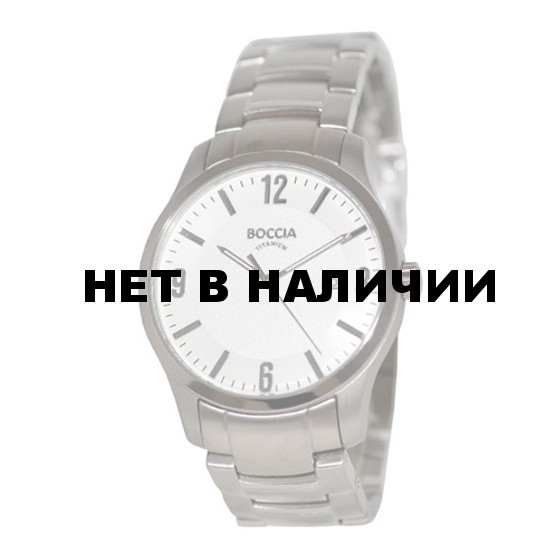 Мужские наручные часы Boccia 3569-04