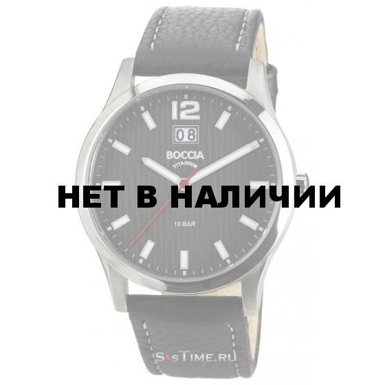 Мужские наручные часы Boccia 3580-01