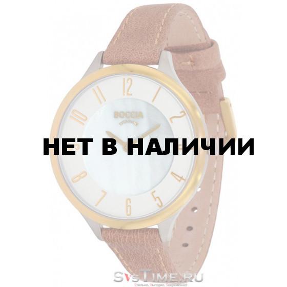 Женские наручные часы Boccia 3240-02