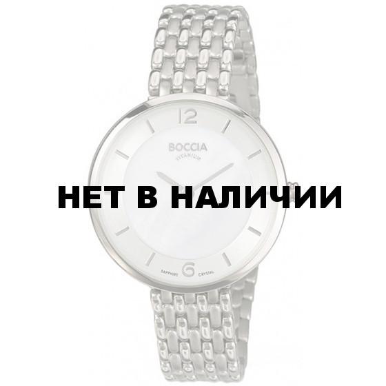 Женские наручные часы Boccia 3244-05