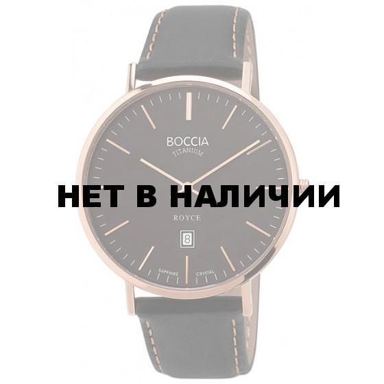 Мужские наручные часы Boccia 3589-05