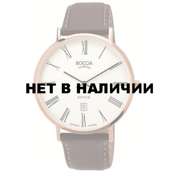 Мужские наручные часы Boccia 3589-06