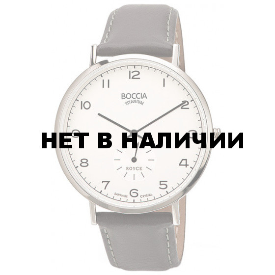 Мужские наручные часы Boccia 3592-01