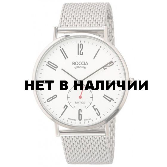 Мужские наручные часы Boccia 3592-03