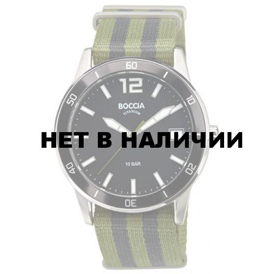 Мужские наручные часы Boccia 3594-02