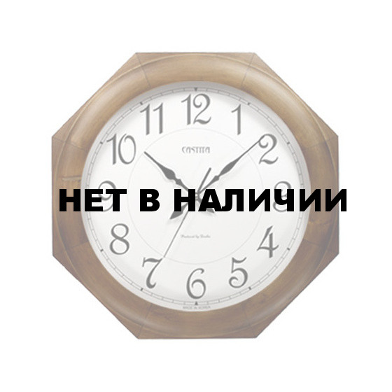 Настенные часы Castita 112B-48