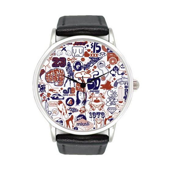Наручные часы унисекс Miusli 1973