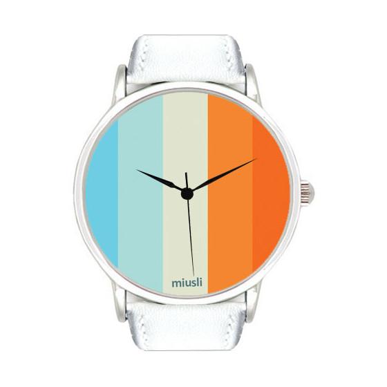 Наручные часы унисекс Miusli Palette zippy white