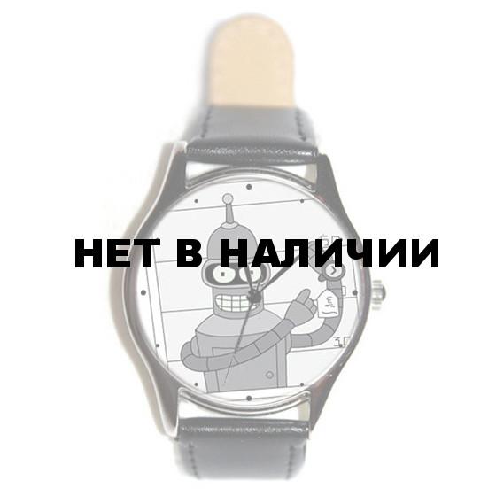 Наручные часы унисекс Shot Standart Бендер с часами
