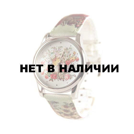 Наручные часы женские Shot Style Светлый Узор