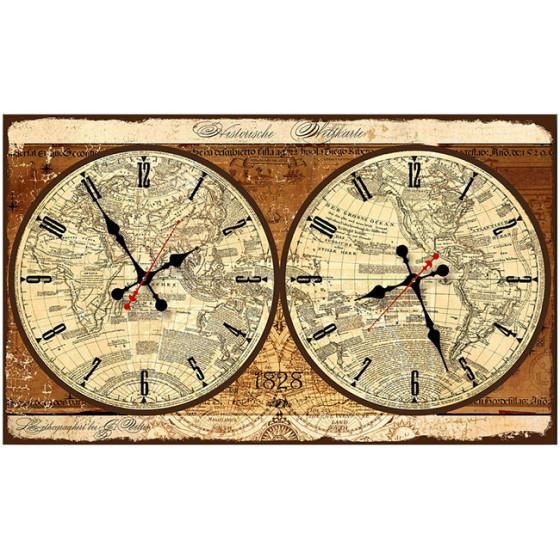 Настенные часы Time2go 1007