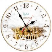 Настенные часы Time2go 433