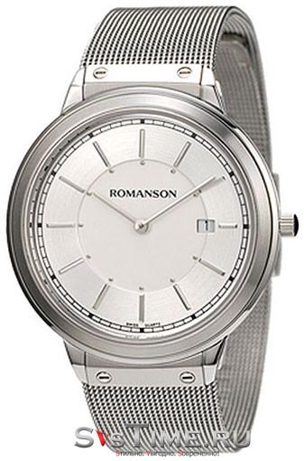 Мужские наручные часы Romanson TM 3219 MW(WH), производитель ... c7800902efc