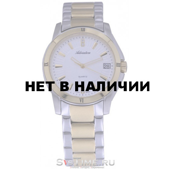 Женские наручные часы Adriatica A3687.2113Q