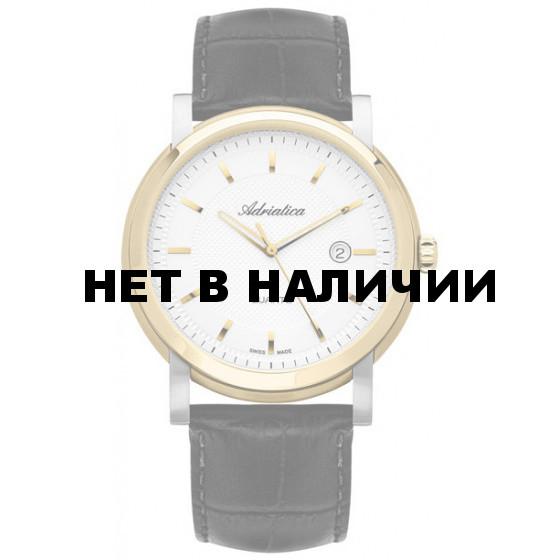 Мужские наручные часы Adriatica A8198.2213Q