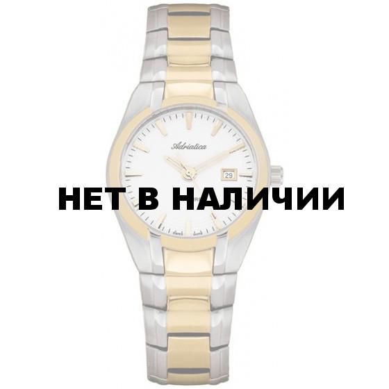Женские наручные часы Adriatica A3151.2113Q