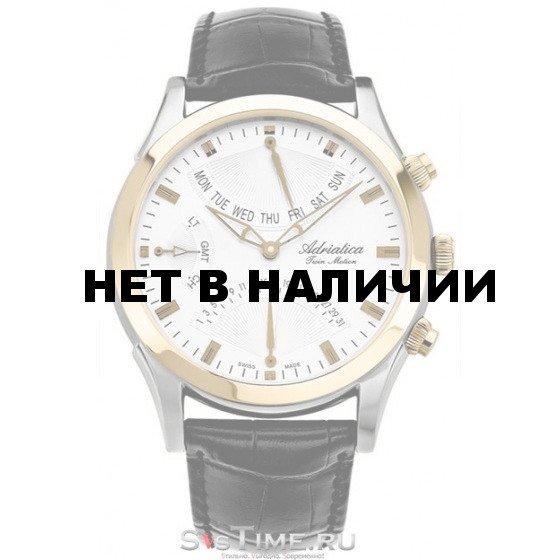 Мужские наручные часы Adriatica A1191.2213CH