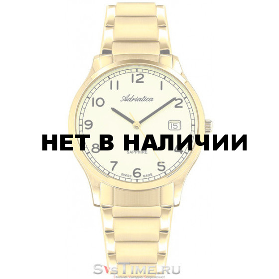 Мужские наручные часы Adriatica A1267.1121Q