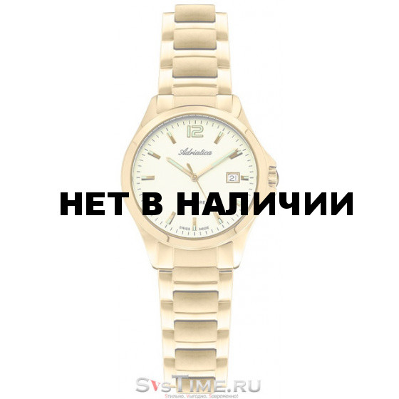 Женские наручные часы Adriatica A3164.1151Q