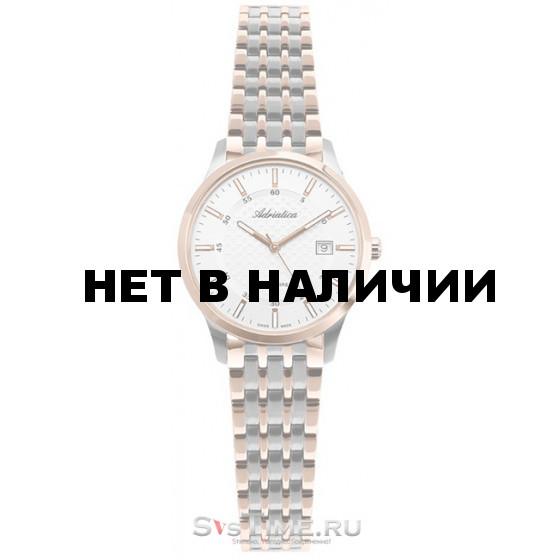 Женские наручные часы Adriatica A3156.R113Q