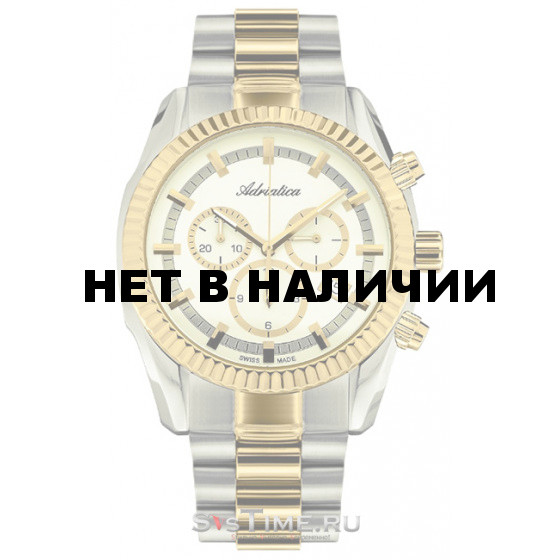 Мужские наручные часы Adriatica A8210.2111CH
