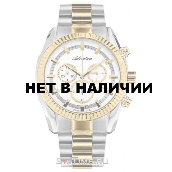 Мужские наручные часы Adriatica A8210.2113CH
