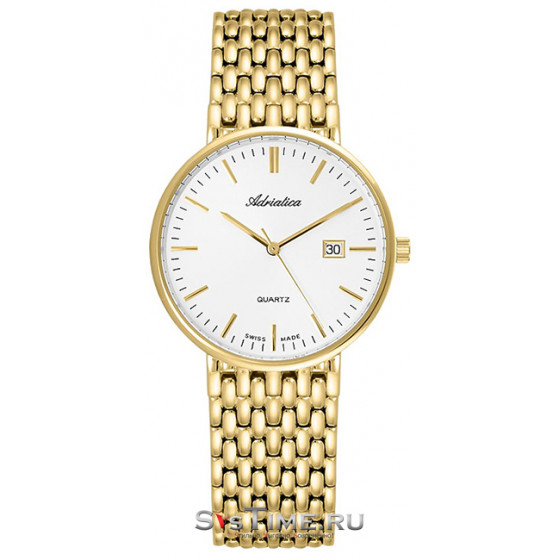 Мужские наручные часы Adriatica A1270.1113Q