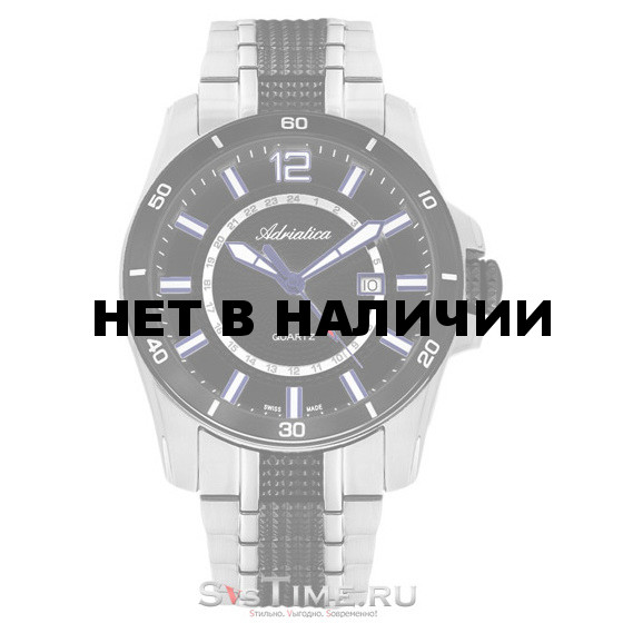 Мужские наручные часы Adriatica A1143.Y1B4Q