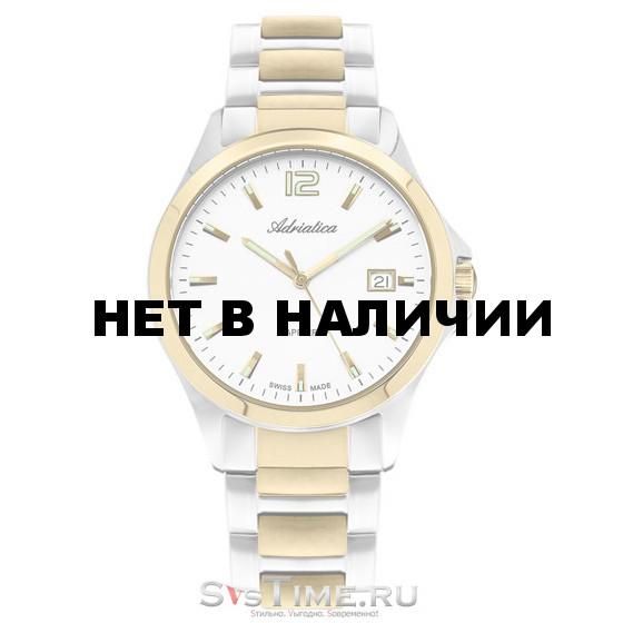 Мужские наручные часы Adriatica A1264.2153Q
