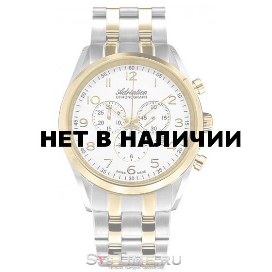 Мужские наручные часы Adriatica A8204.2123CH